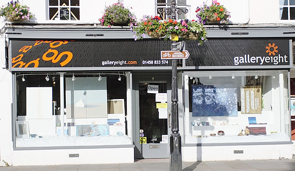 Galleryeight shop front sign design